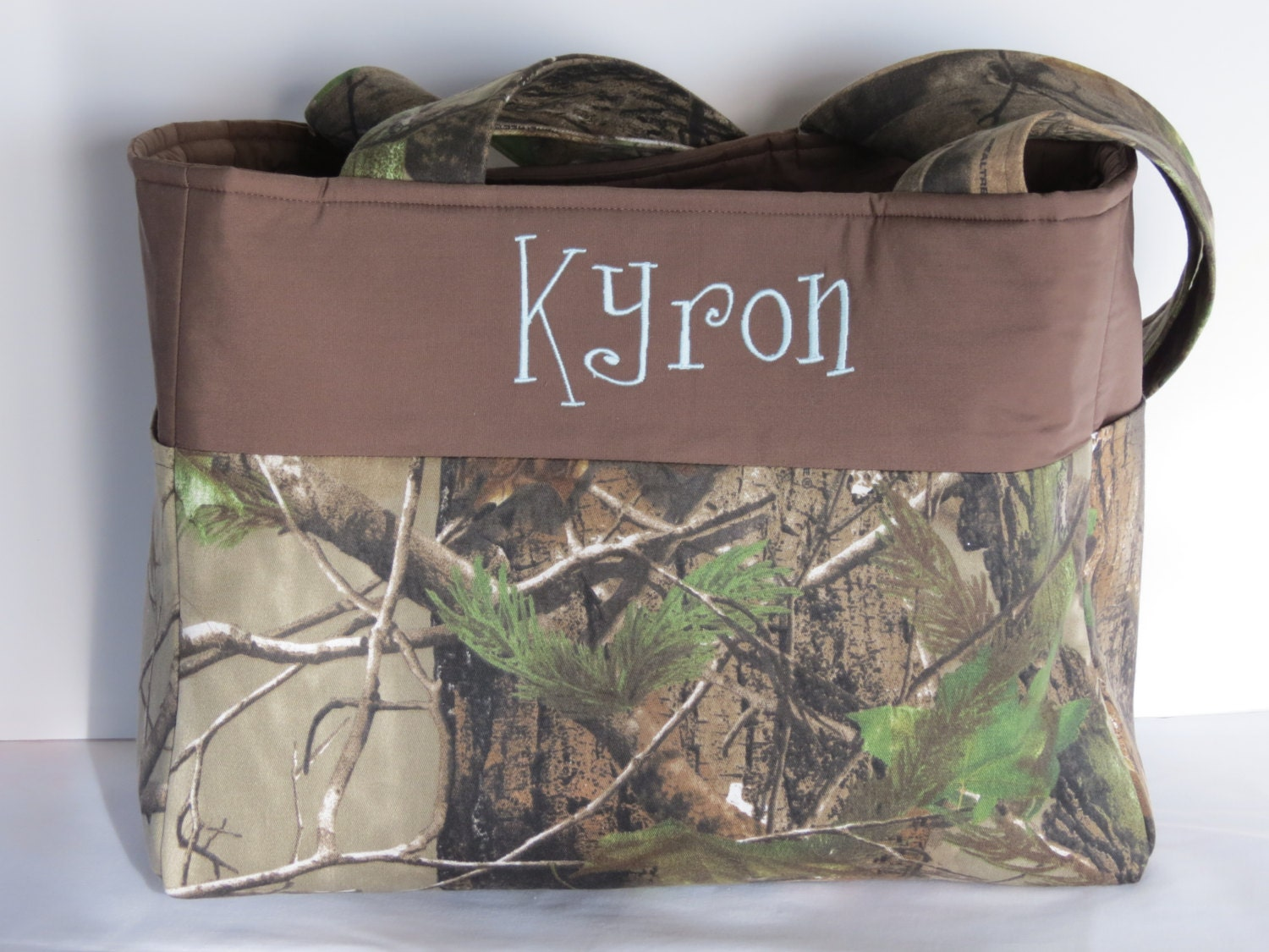 camo diaper bag on Etsy, a global handmade and vintage marketplace.