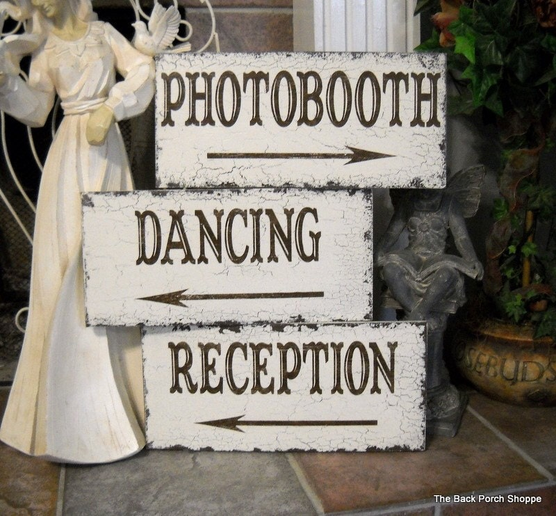 Wedding Reception Signs Ideas: Bridgeey's Blog: After All The Fabulousness Of A