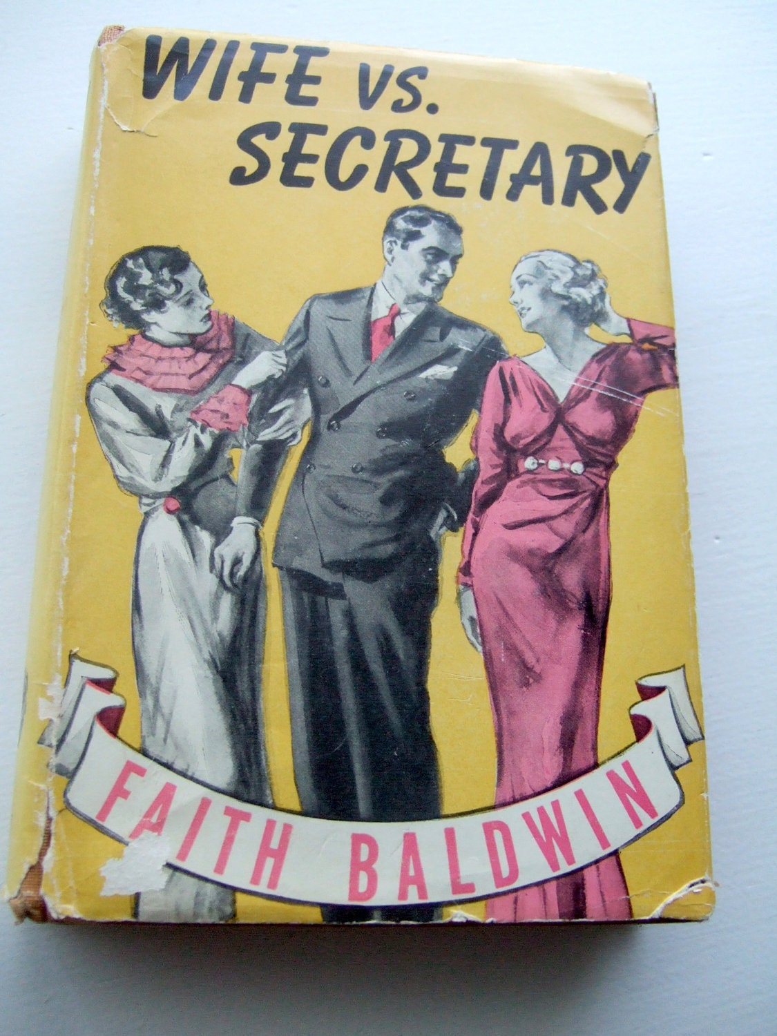 Wife vs Secretary  ( Sa Femme et sa dactylo) de Clarence Brown (1936) Il_570xN.314711284