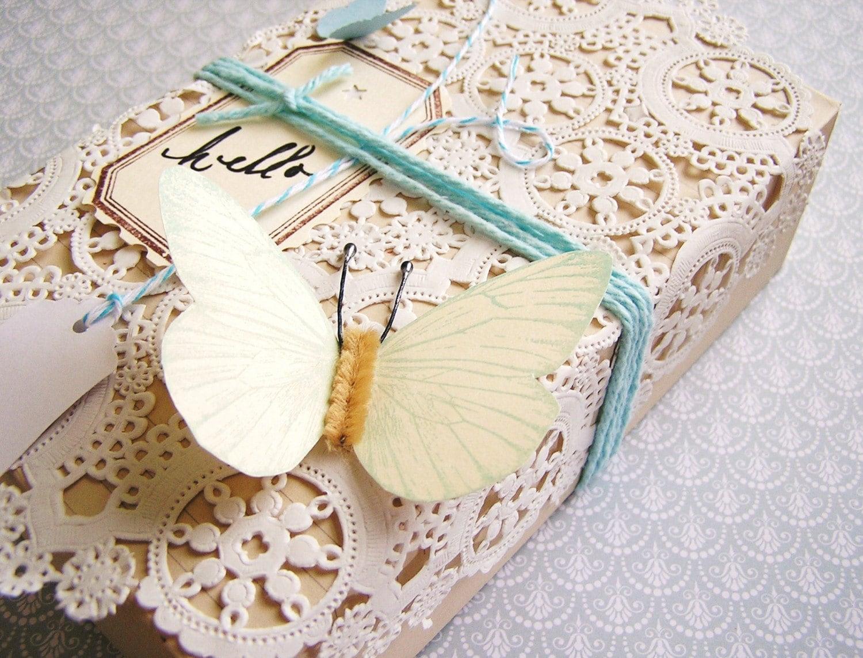 Подарочный пакет своими руками скрапбукинг