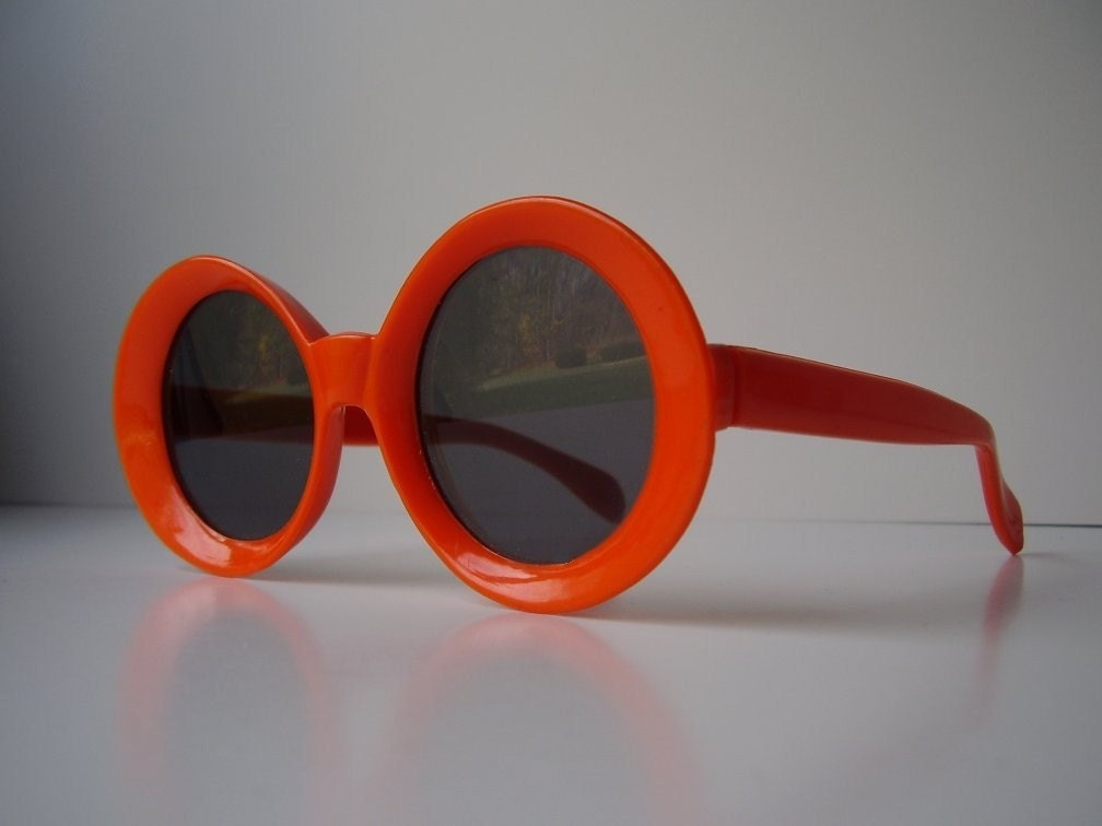vintage round sunglasses. Vintage Round Sunglasses