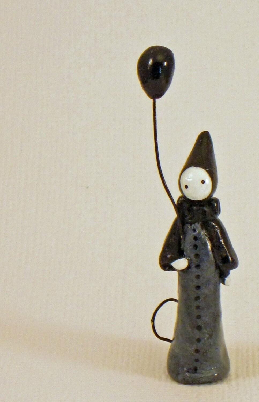 Lisa Snellings My Balloon is Black