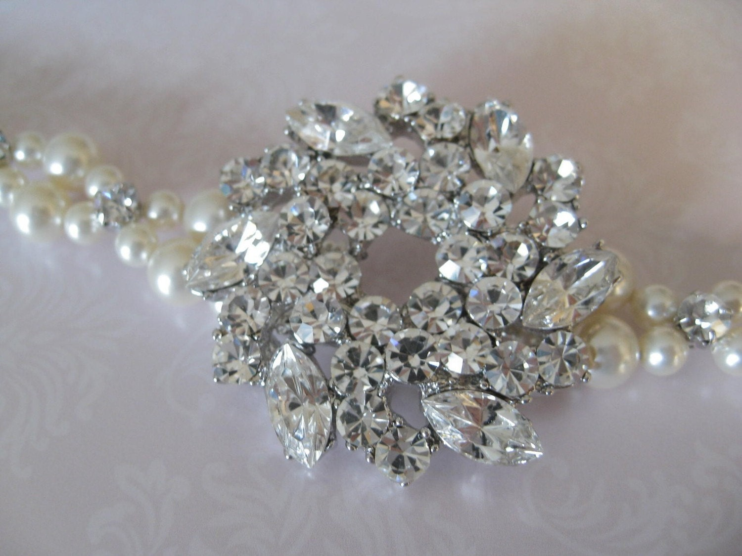 Bridal Bracelet Collection Shine