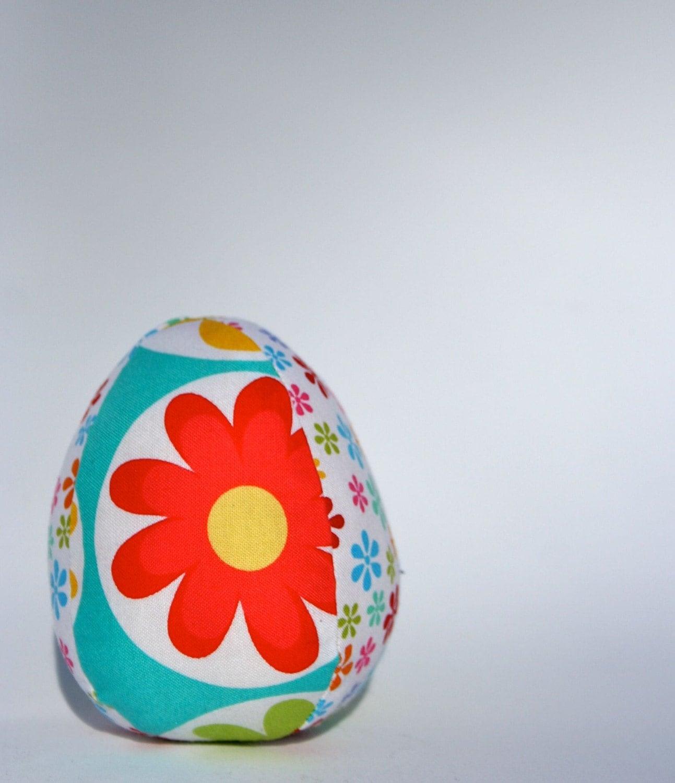 Flower Treasure Egg