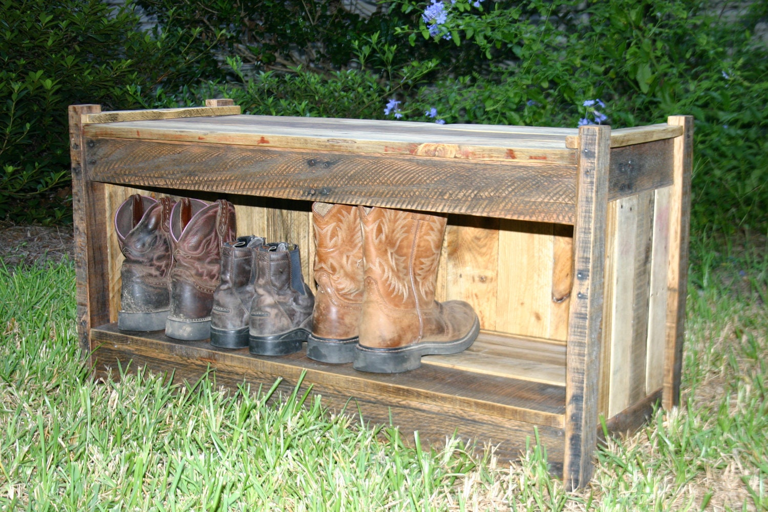 Country Bench Seats Interior Home Design Home Decorating