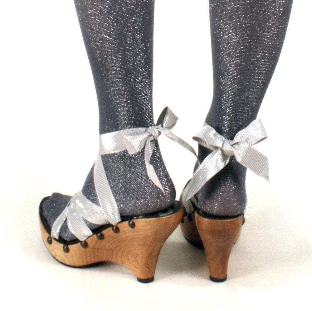 اندازه 7 -- بالا گردو Mohop نقطه کفش دستباف