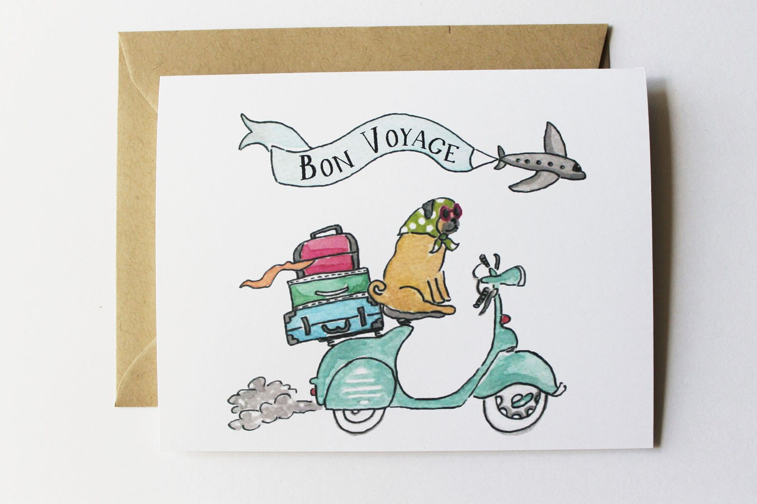 Bon Voyage Quotes Card. QuotesGram