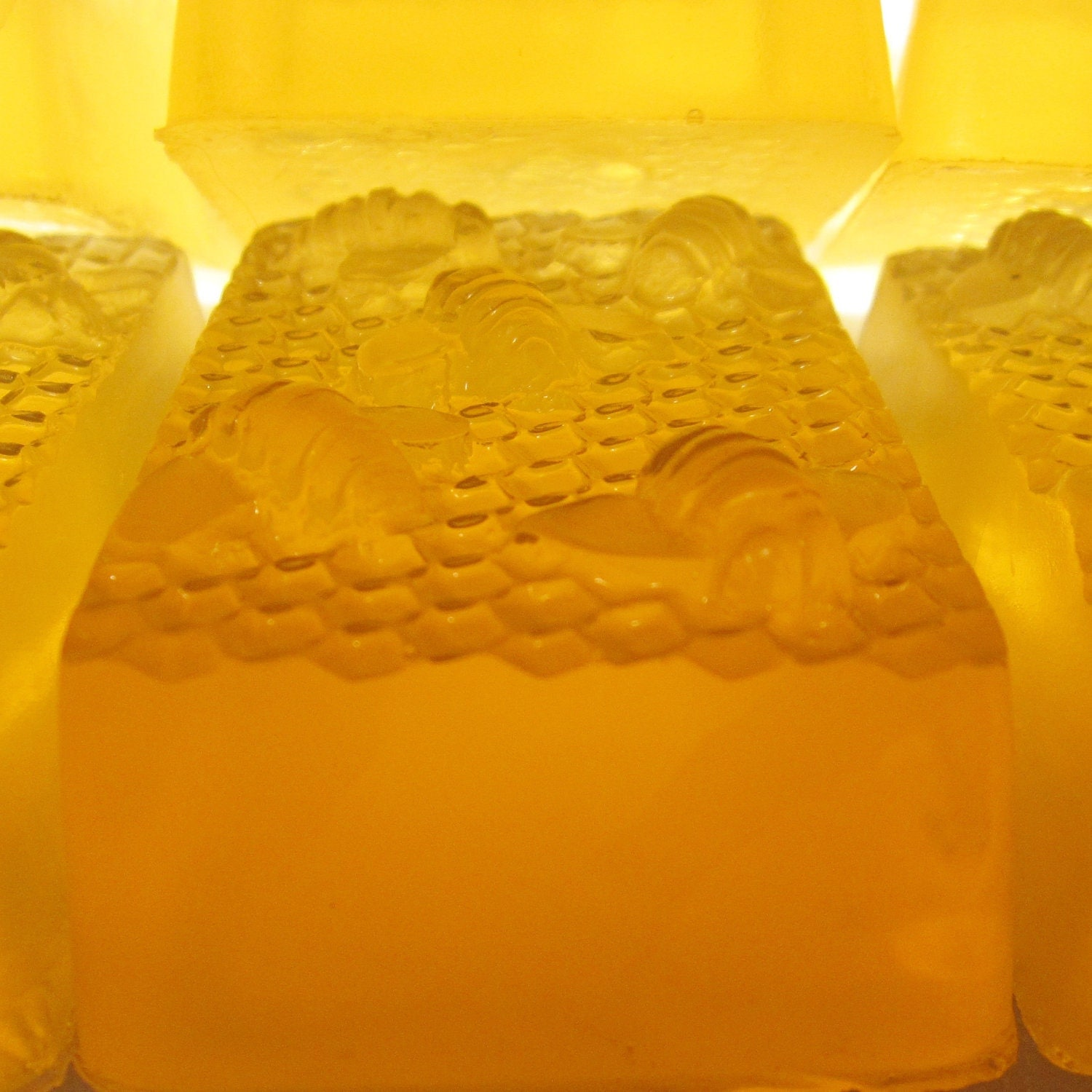 Honey Soap Bar - Hostess Gift - from Lee the Beekeeper - LeesBeesNJ