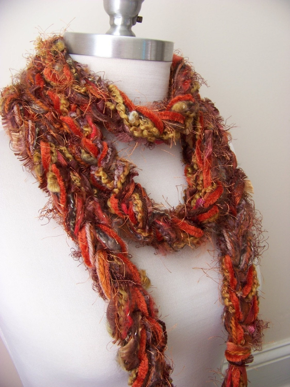 The Pippy Harvest Scarf