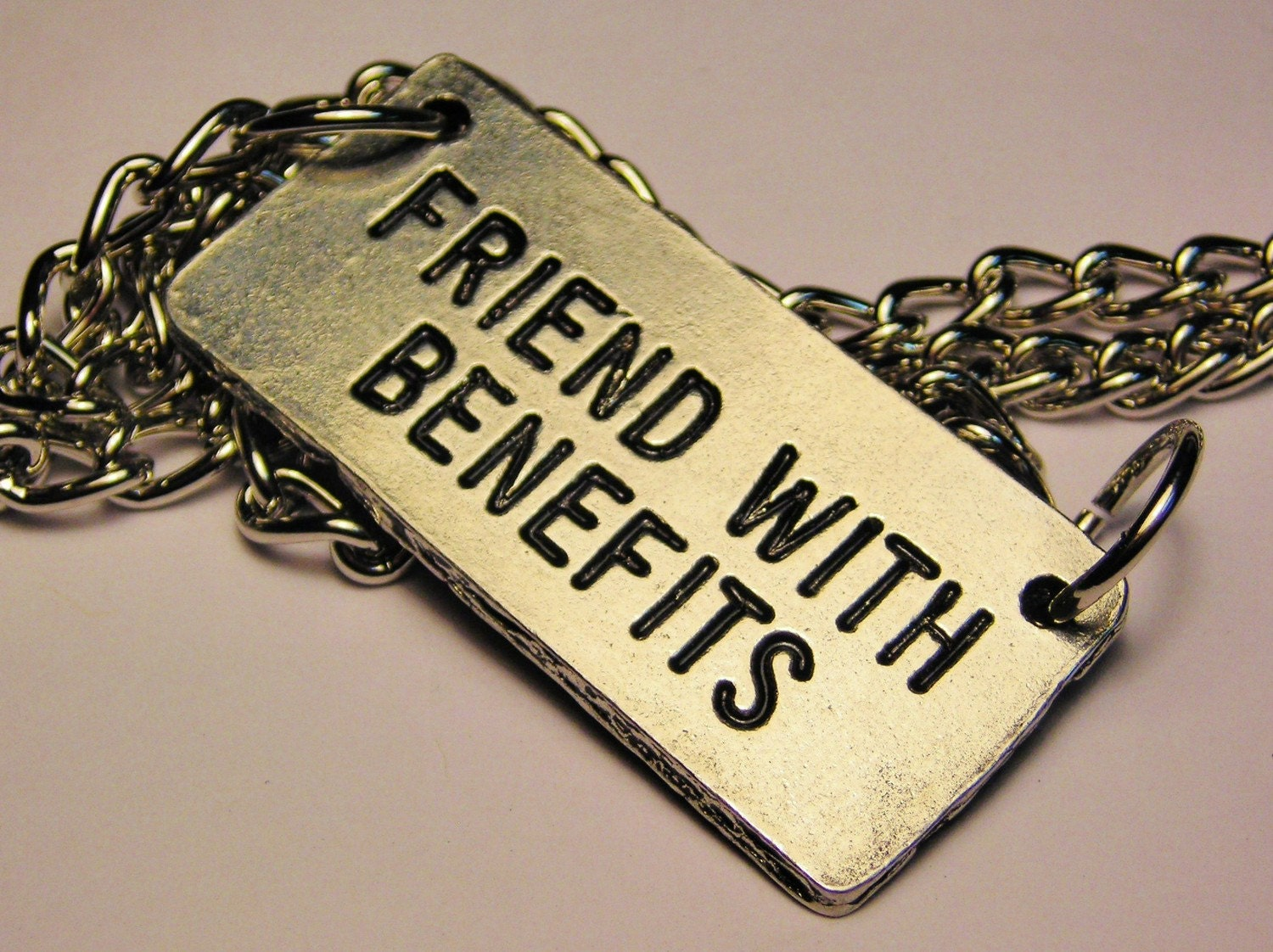 Friend with Benefits Necklace