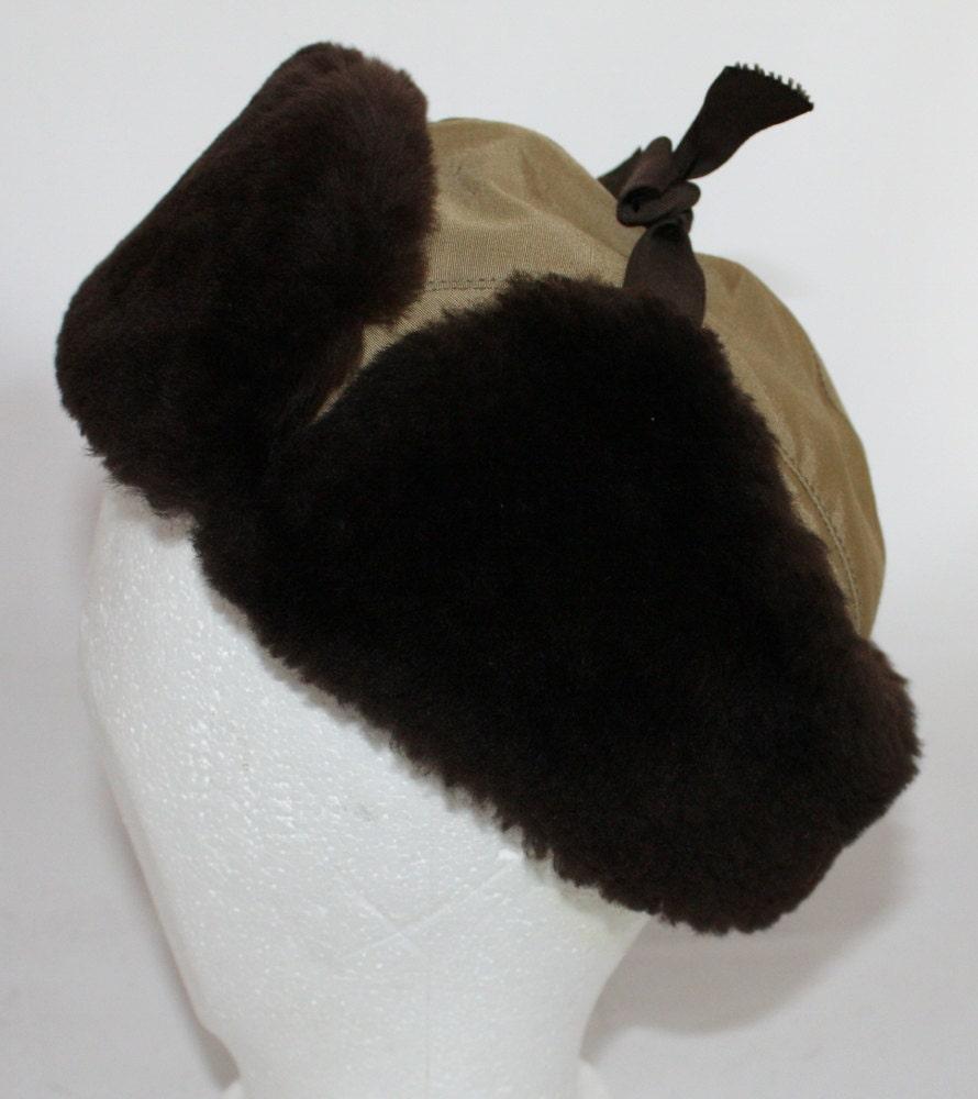 vintage hat ll bean elmer fudd style winter by