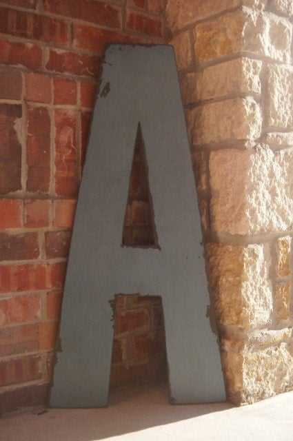 unavailable listing on etsy With 36 inch tall wooden letters