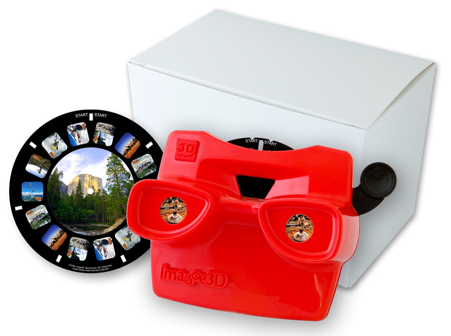 1 set - Custom View Master Style Reels Made From Your Photos