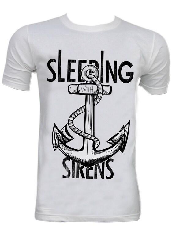 Sleeping With Sirens Logo Anchor Softland