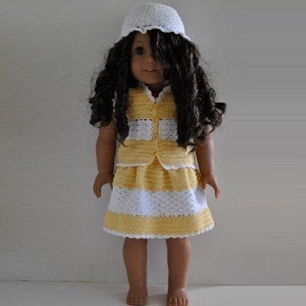 """Doll Hoo- 18"""" Doll Crochet Pattern - Free Crochet Pattern"""