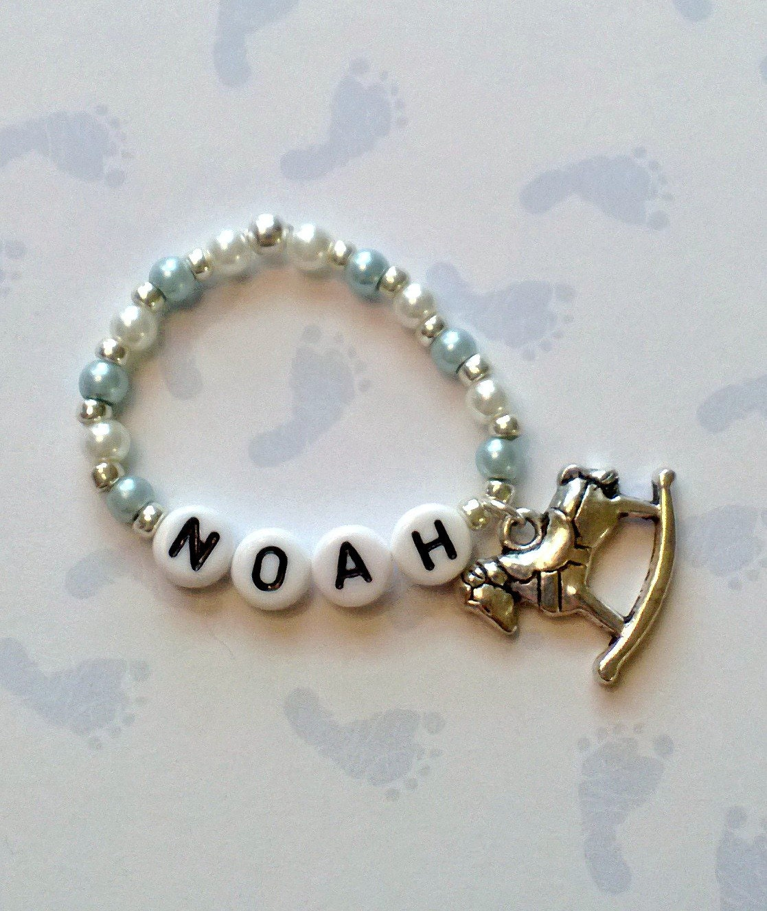 items similar to boy baby bracelet toddler bracelet boy