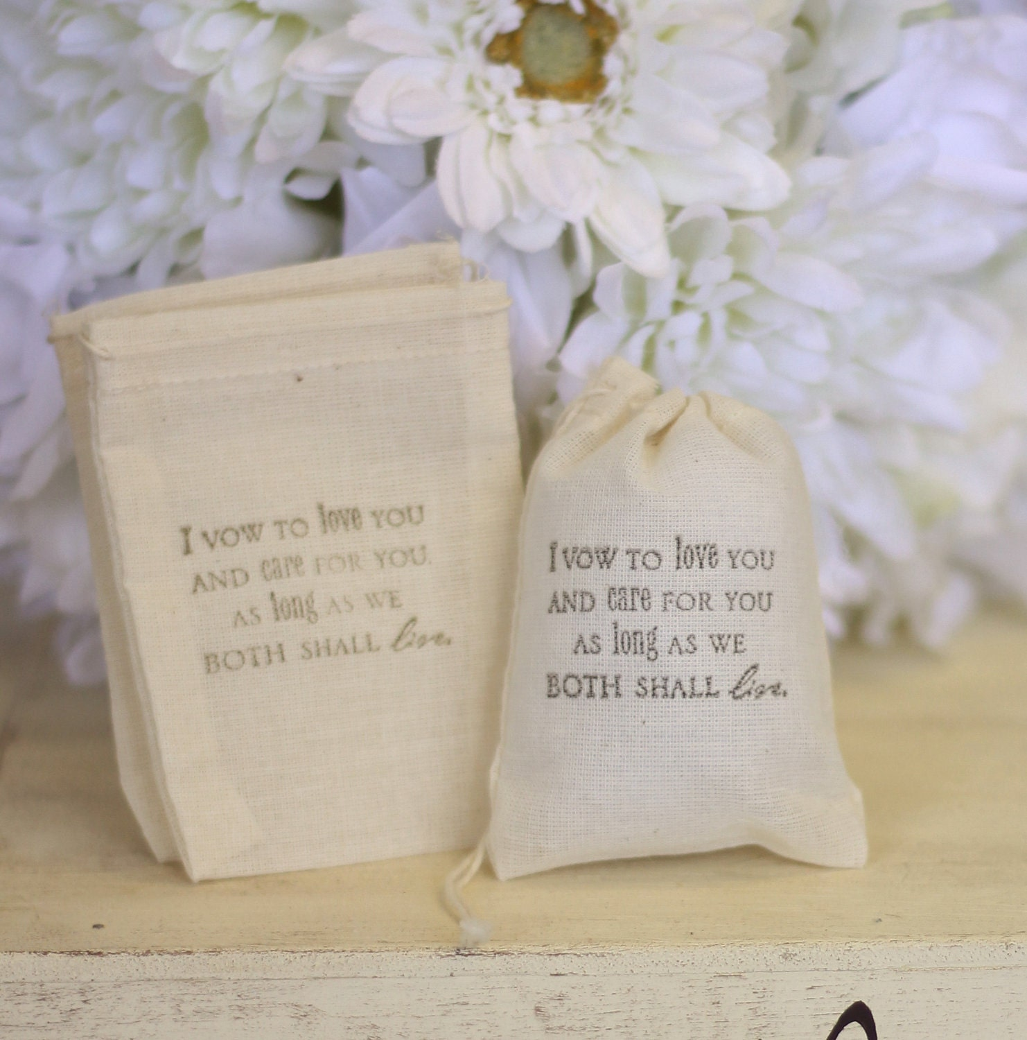 Quotes For Wedding Gift Bags : Items similar to Rustic Wedding Favor Bags LOVE Quote Candy Bags ...