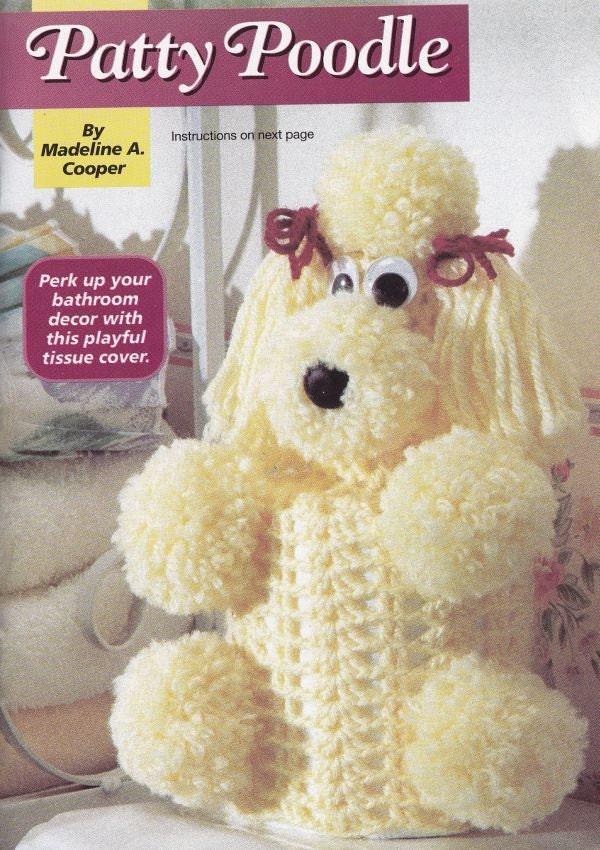 Free Crochet Pattern - Christmas Candles