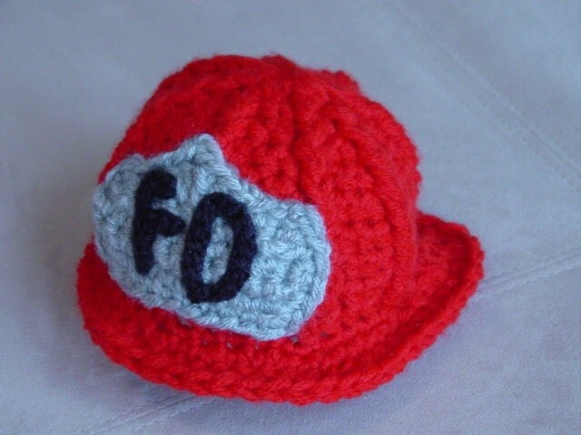 Crochet Pattern For Baby Fireman Hat : Popular items for crochet fireman hat on Etsy