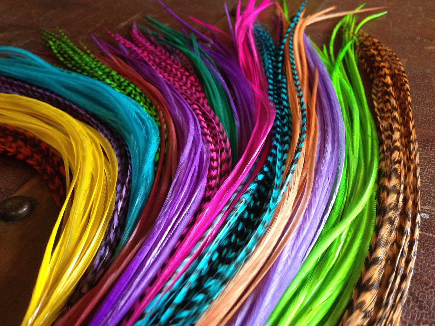 Wholesale Hair Feathers 45