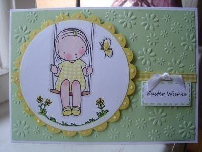 Pure Innocence - Digital Stamp 023
