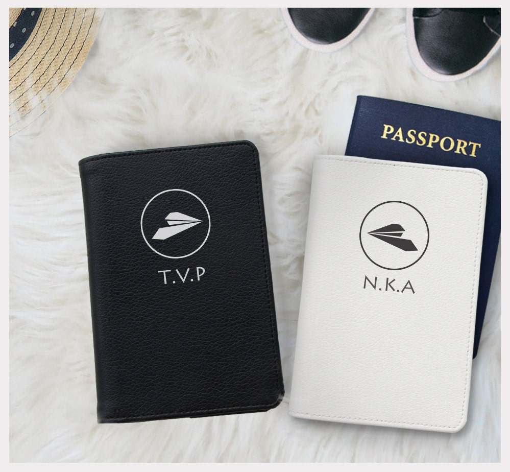 Wedding gifts; passport cover