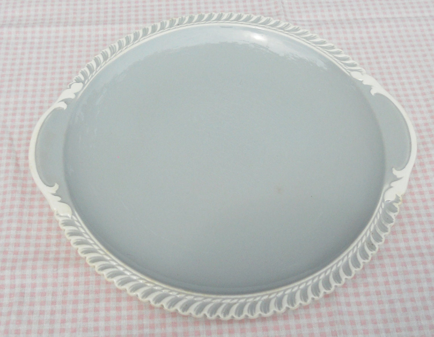 Christmas Serving Plates