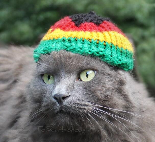 Rasta Cat HatRasta Cat