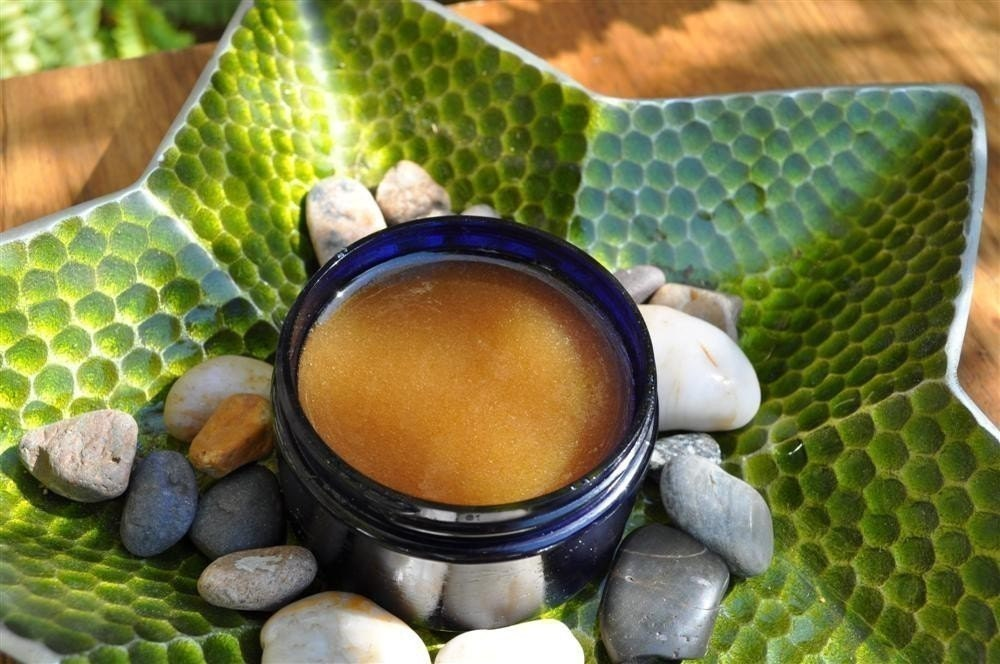 Agave Aloe Polisher w/Rosemary for Glowing Skin Complexion