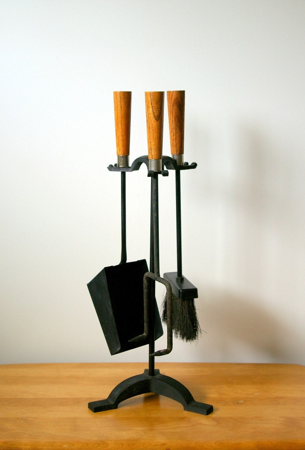 Mid Century Modern Fireplace Tools By Bitofbutter On Etsy