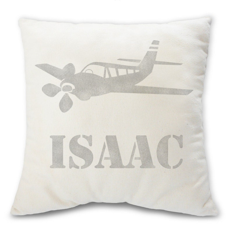 Decorative Airplane Pillow : Unavailable Listing on Etsy