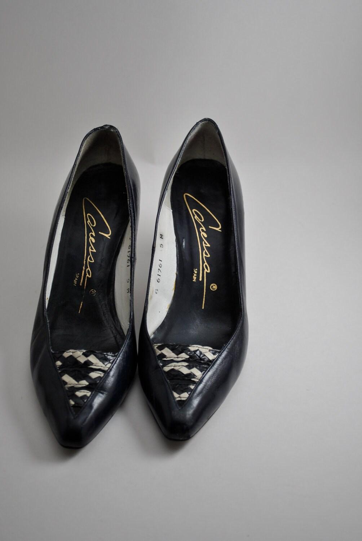 Vintage Size 5 Women's Heels