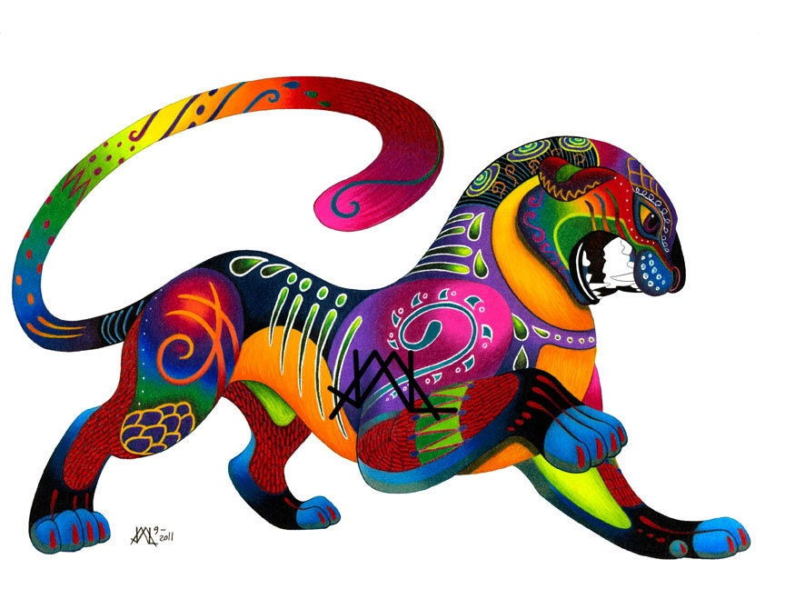 Oaxacan Big Cat