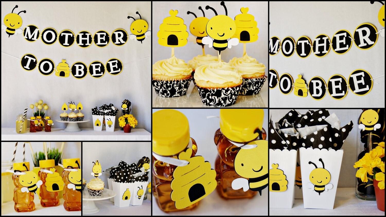 Mãe de Bee Pacote Festa do bebé