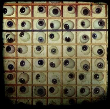 Eyeball Collection 5x5 Photography Print