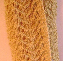 Ravelry: Athena Scarf pattern by Tonia Barry