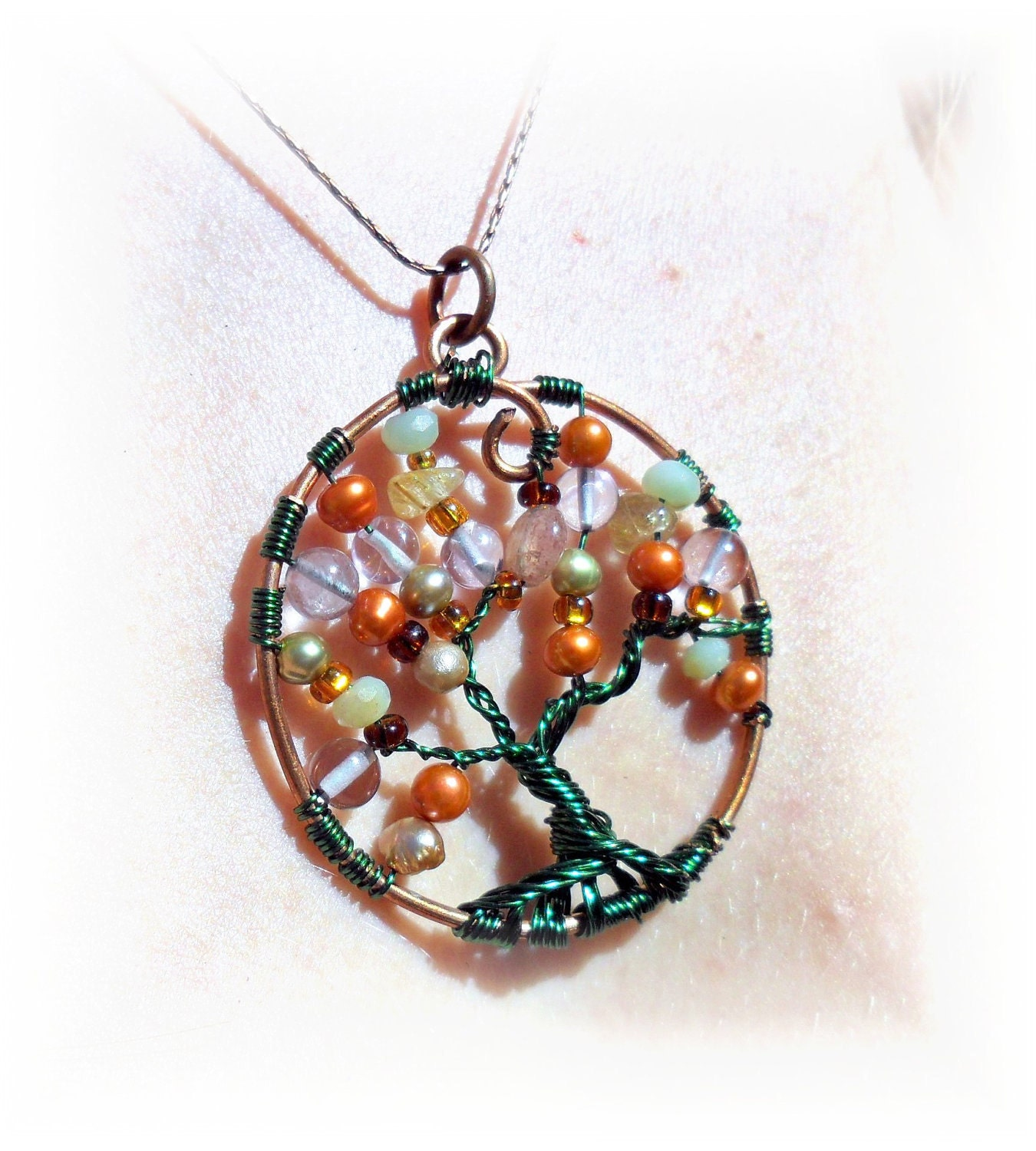 NecklaceTree of Life Pendant
