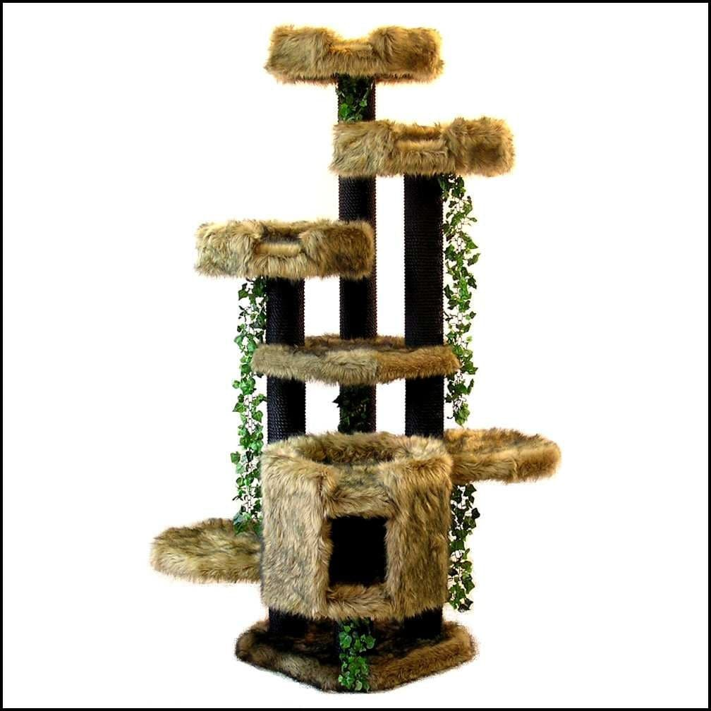 Items similar to luxury cat furniture sale 6 39 trees for Designer cat beds uk