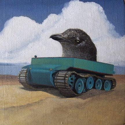 Tank Chick