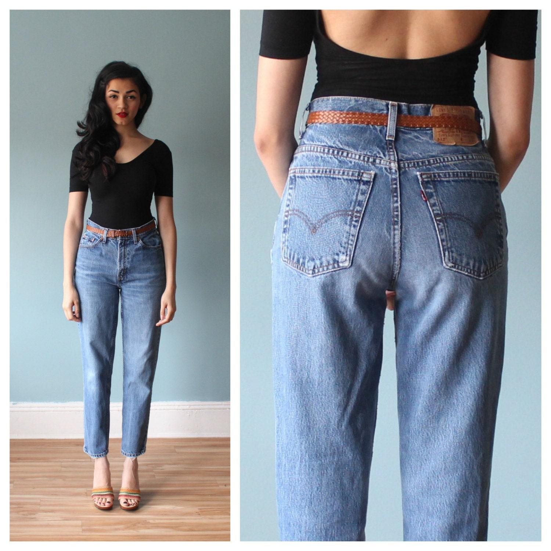 High Waist Levi Jeans Levis Jeans Boyfriend By