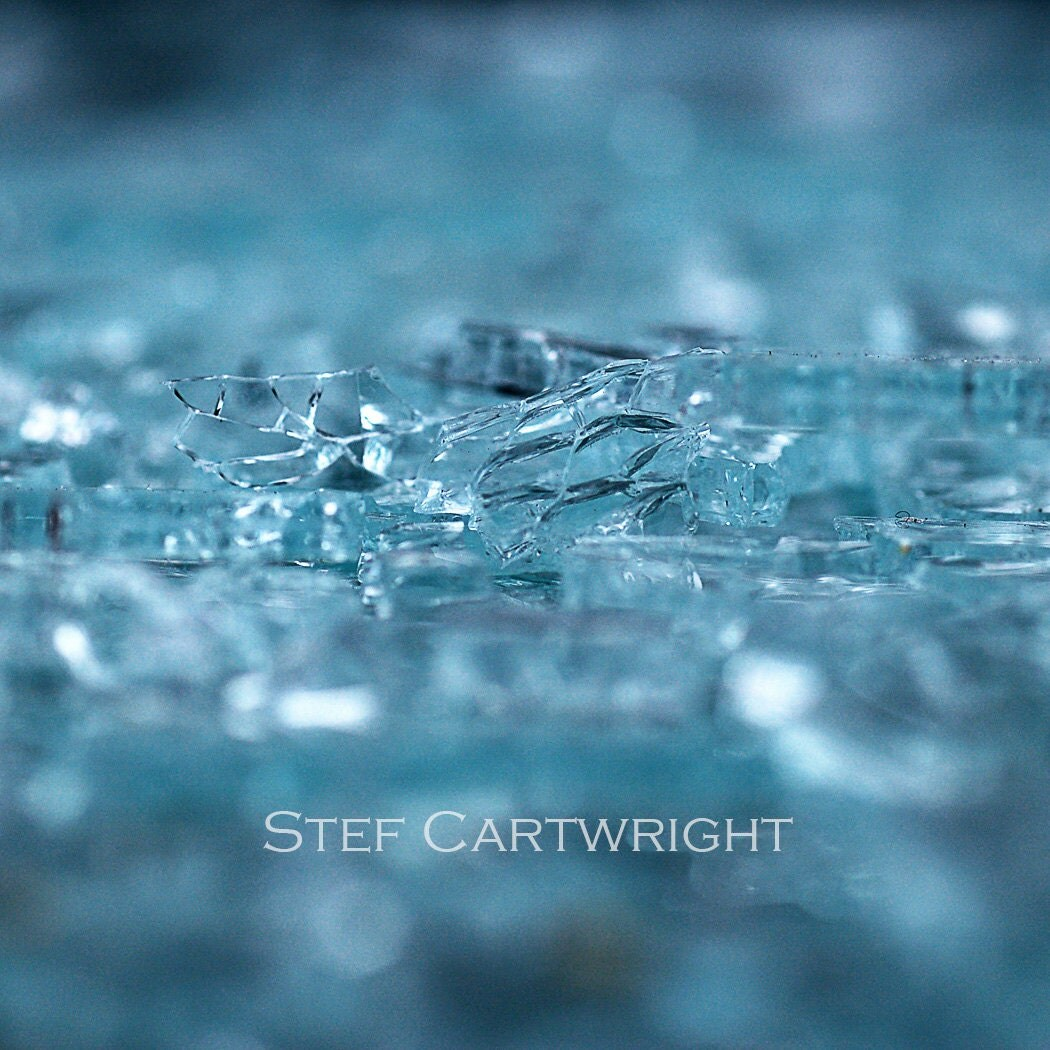 Digital Download - Shards of Glass - StefCartwright