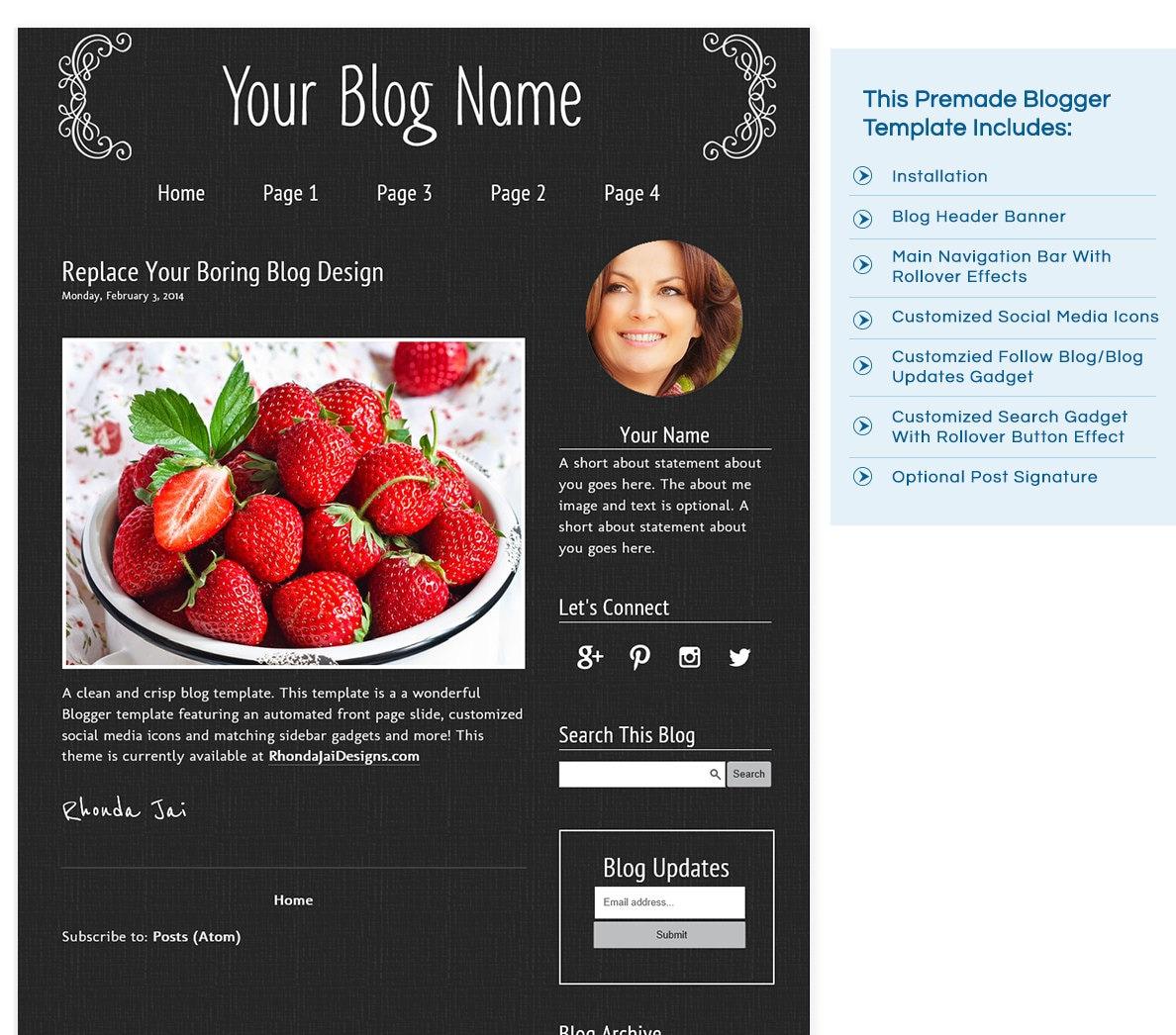 Nomi per blog di