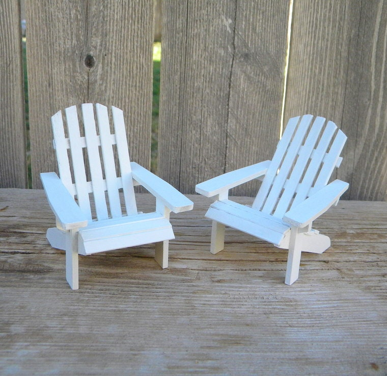 Set of 2 authentic pattern adirondack chairs by treasuresfromtexas - Patterns for adirondack chairs ...