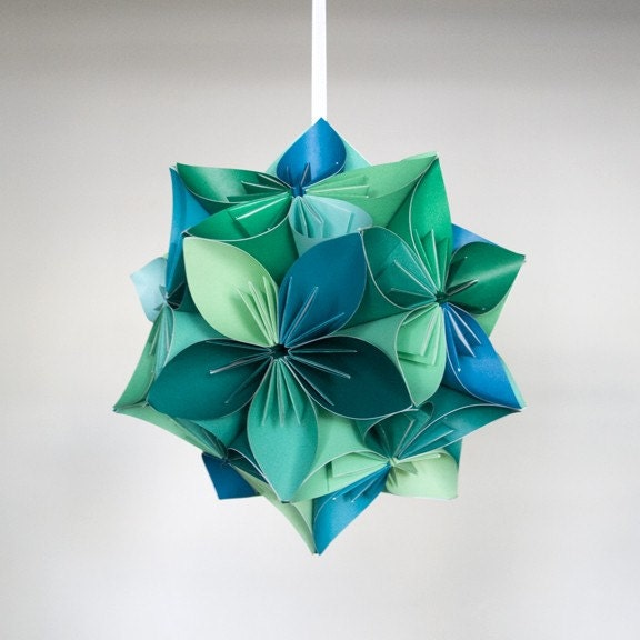 origami flower ball 171 embroidery amp origami