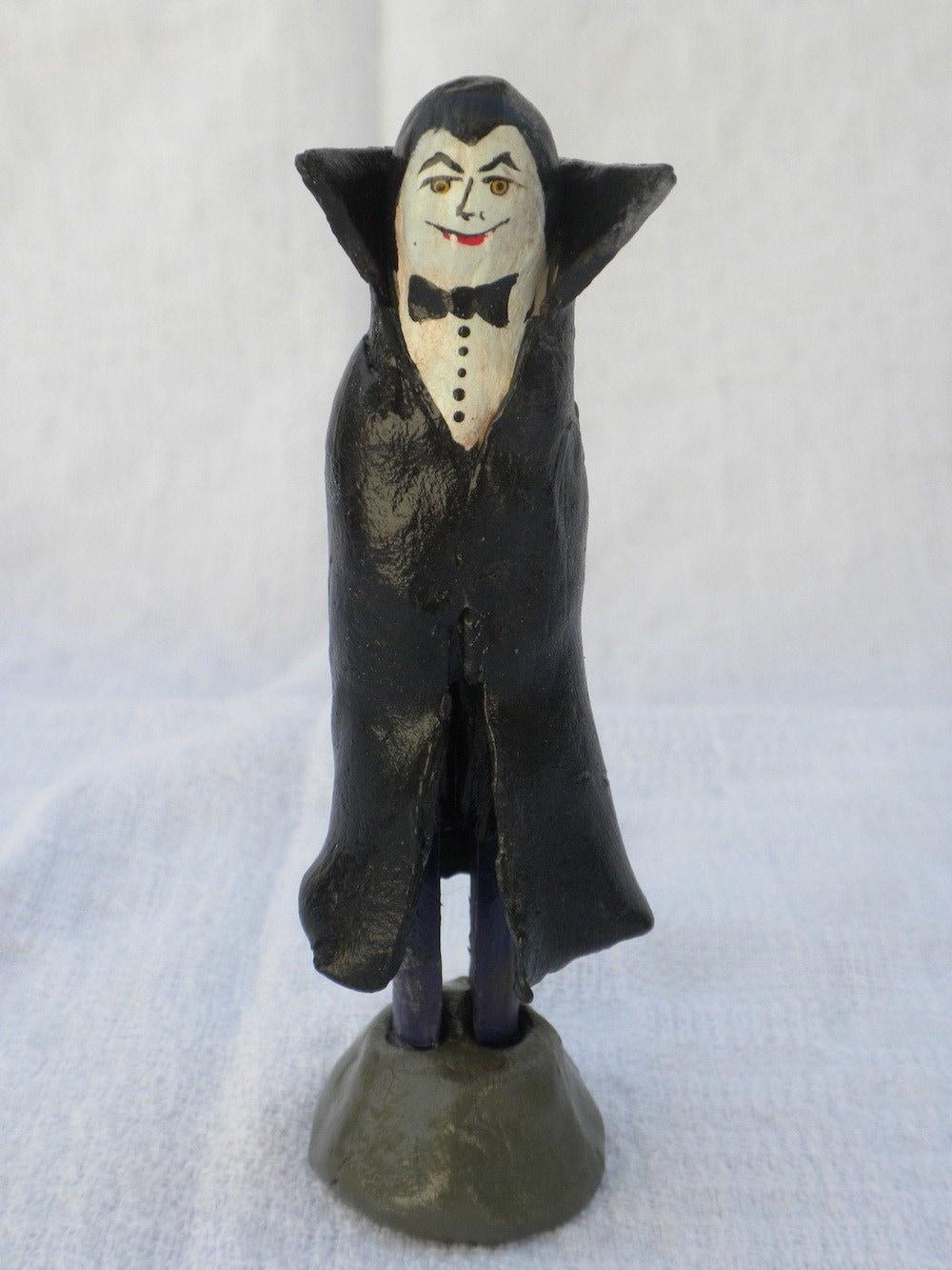 Clothespin Vampire/ Dracula