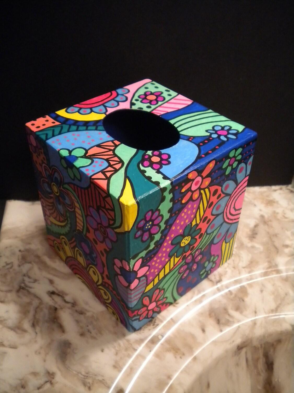 Doodle Art Tissue Cover - yodamanone