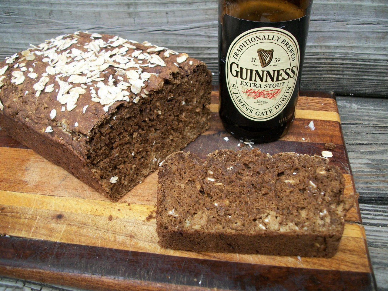 Items similar to Guinness Brown Bread Mix - Makes a Large 1-1/2 Pound ...