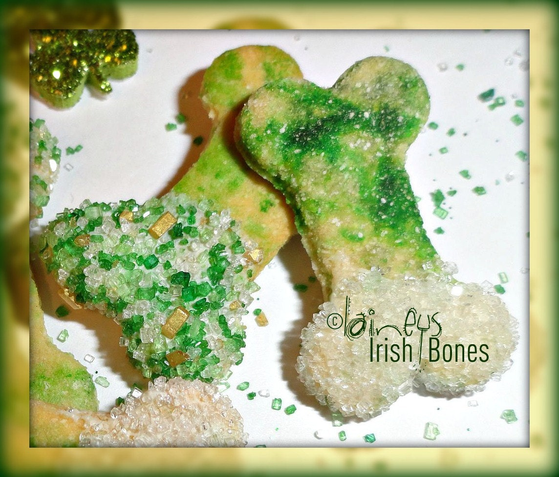 O'Laineys Luck of the Irish Cookies