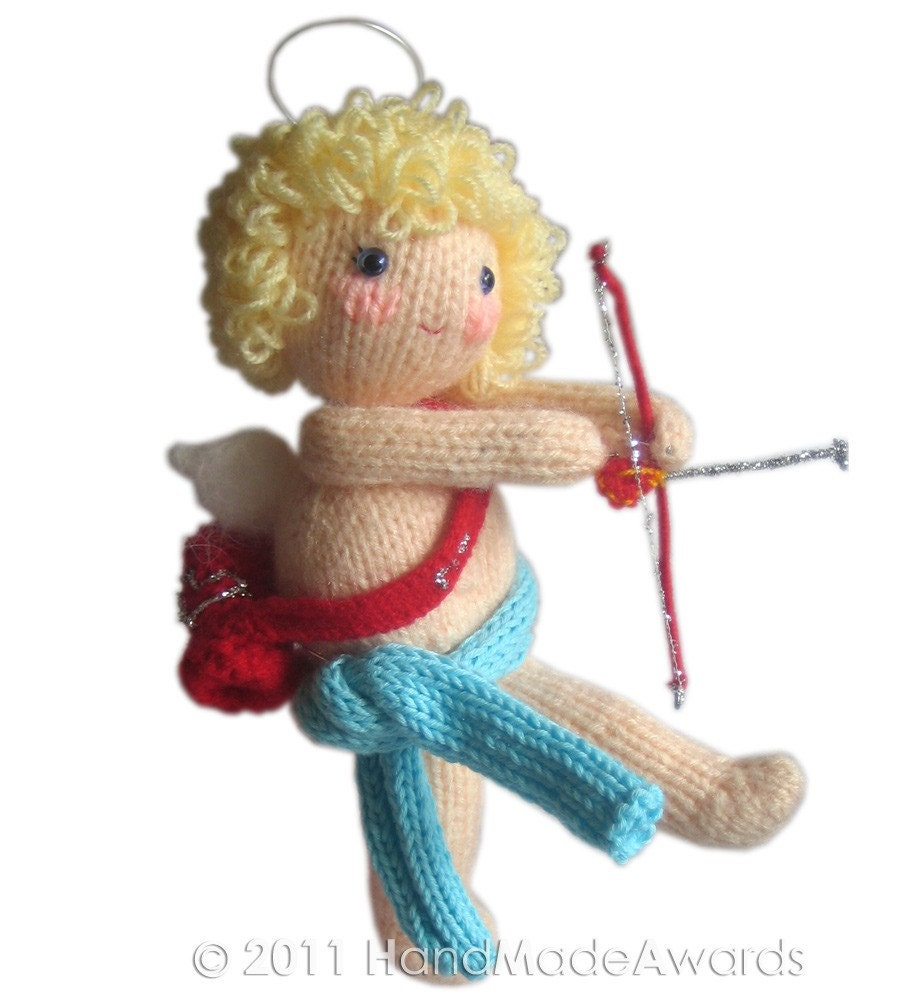 Cupid PDF Email Knit PATTERN