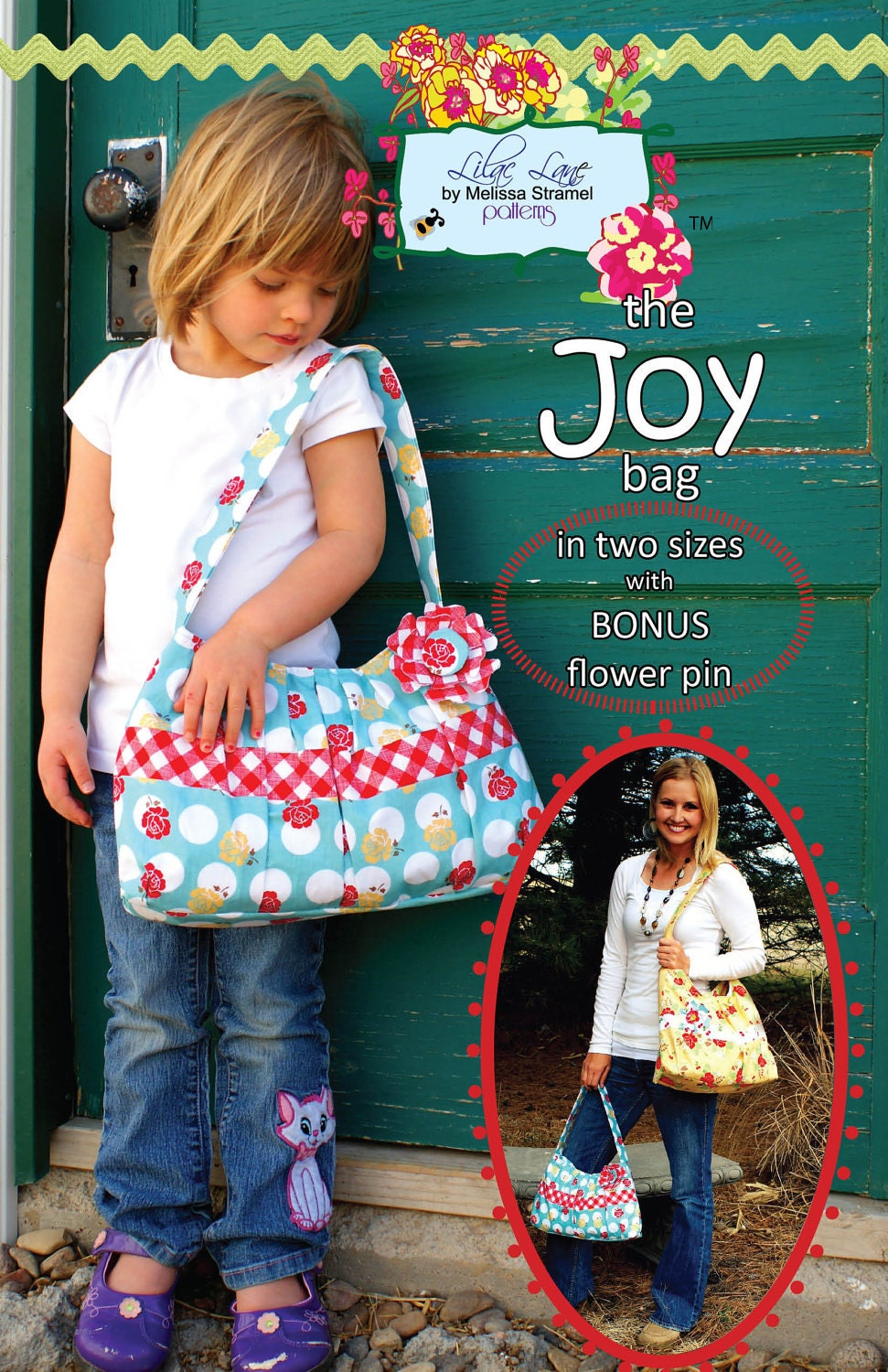 the Joy Bag pattern